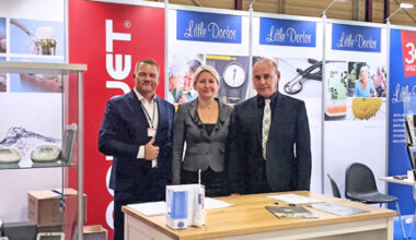 Aquajet и Little Doctor Europe Sp. на выставке Medbaltica 2019, Латвия