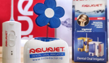 Ирригаторы бренда AQUAJET на выставке DENTA в Румынии (05-07.12.2019)